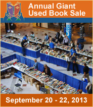 book sale ottawa